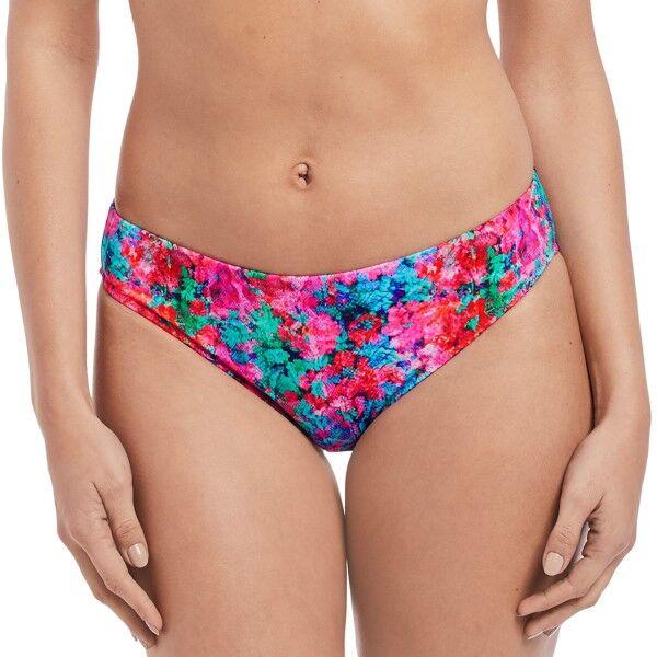 Freya Mamba Bikini Brief - Pink Pattern