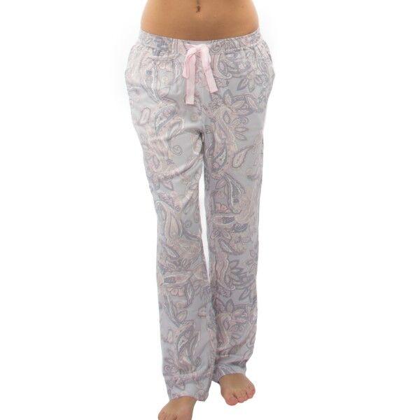 Damella Paisley Print Pants - Pink Pattern * Kampanja *