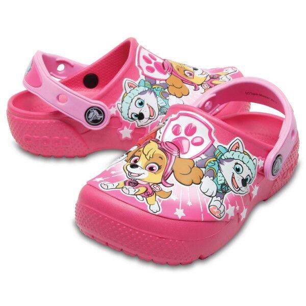 Crocs Fun Lab Paw Patrol Clogs - Pink * Kampanja *