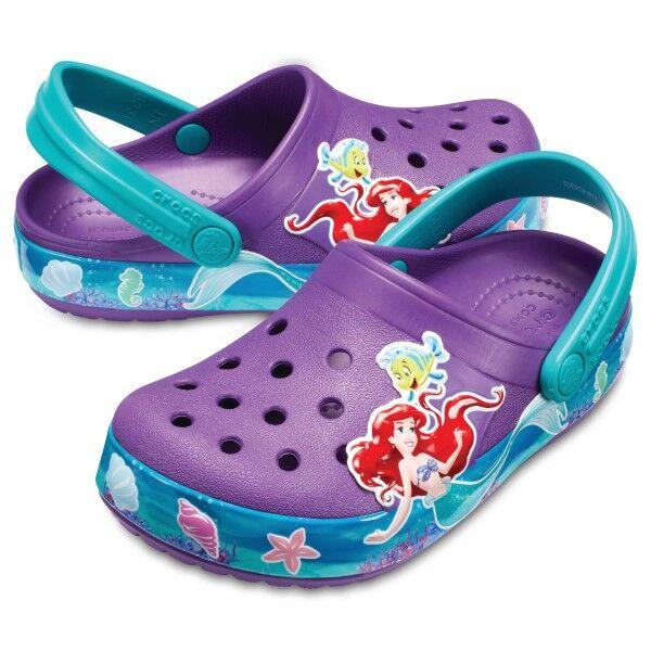 Crocs Crocband Princess Ariel Clog - Lilac * Kampanja *