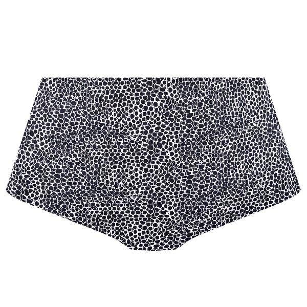 Freya Run Wild High Waist Bikini Brief - Black pattern-2