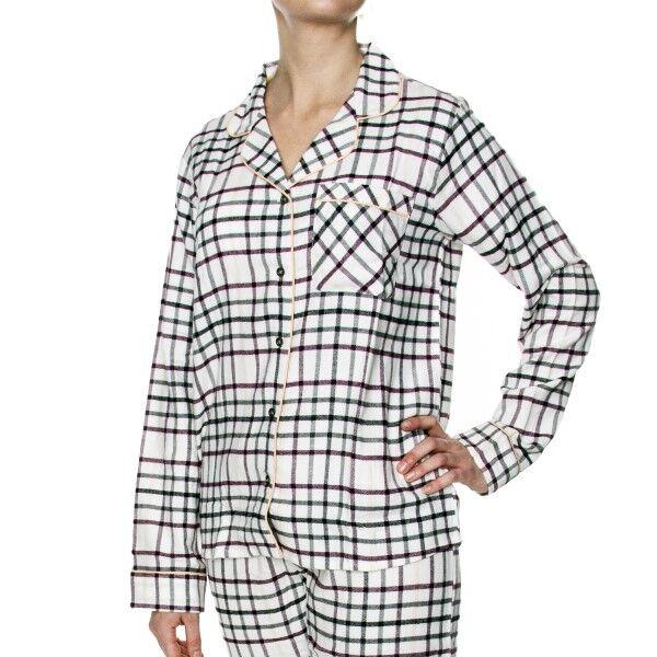 Femilet Heat Shirt Long Sleeve - Pattern-2