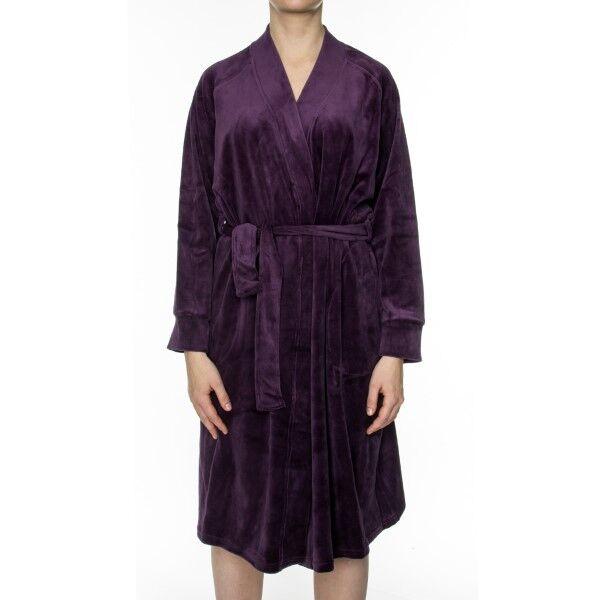 Damella 99203 Robe - Deep purple