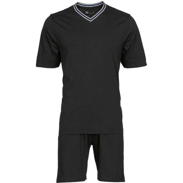 JBS Short Sleeve Pyjamas - Black