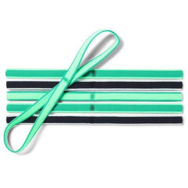 Under Armour 6 pakkaus Mini Headbands - Green