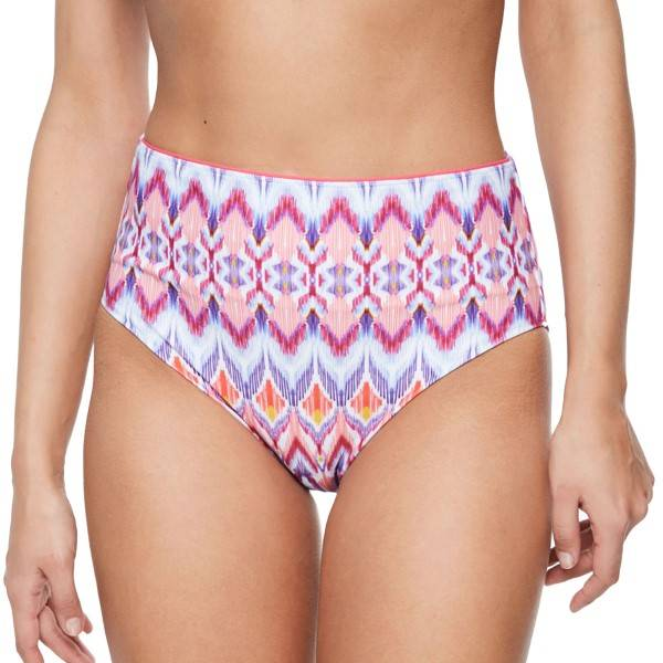 Chantelle Crepuscule High Bikini Brief - Pattern-2