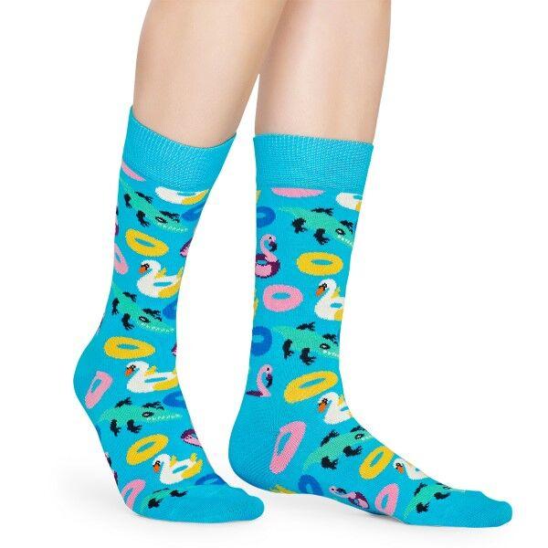 Happy Socks Pool Party Sock - Mixed