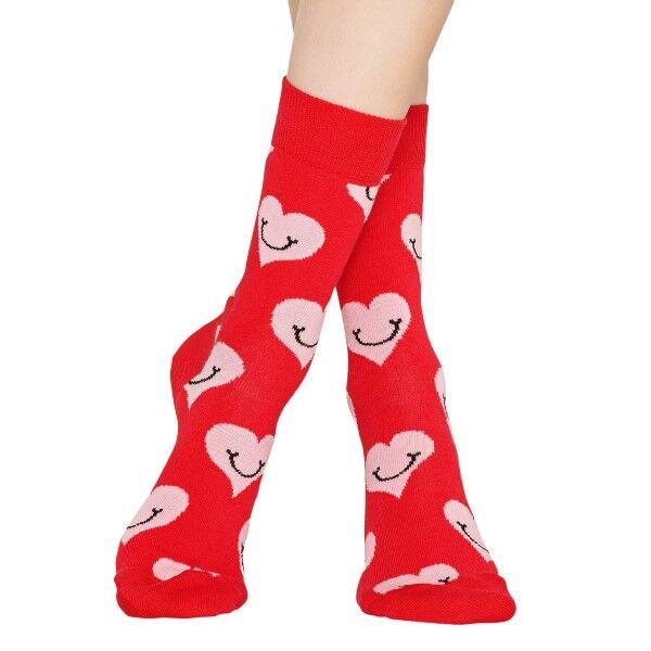 Happy Socks Smiley Heart Sock - Mixed