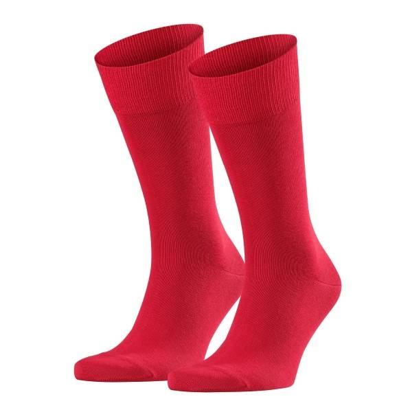 Falke 2 pakkaus Happy Socks - Red