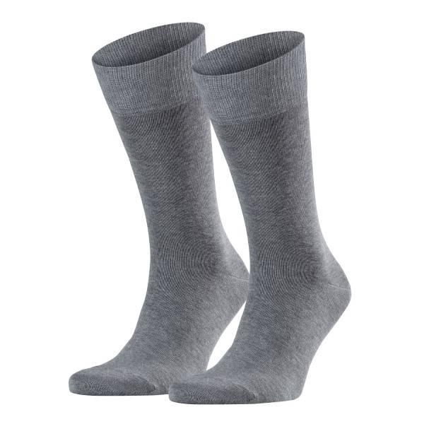 Falke 2 pakkaus Happy Socks - Grey