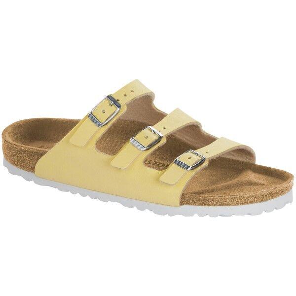 Birkenstock Florida Sunkissed - Vanilla * Kampanja *  - Size: 1016643 - Color: vanilja