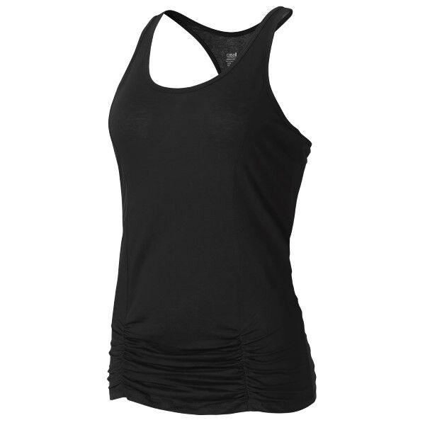 Casall Bandha Racerback - Black * Kampanja *  - Size: 15284 - Color: musta