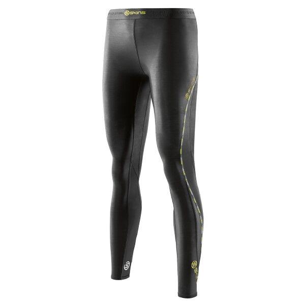 SKINS DNAmic Womens Long Tights - Black * Kampanja *  - Size: DA99060019001 - Color: musta