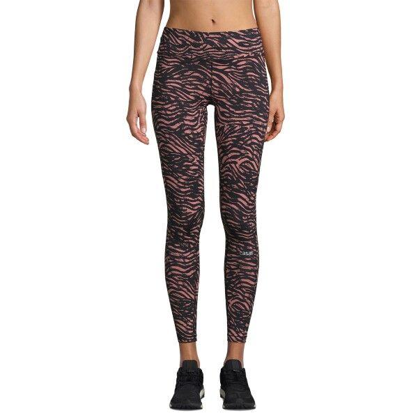 Image of Casall Tiger Tights - Black/Pink * Kampanja *  - Size: 19556 - Color: musta/rosa