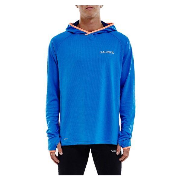 Salming Lightweight Hood Men - Blue  - Size: 1277653 - Color: sininen