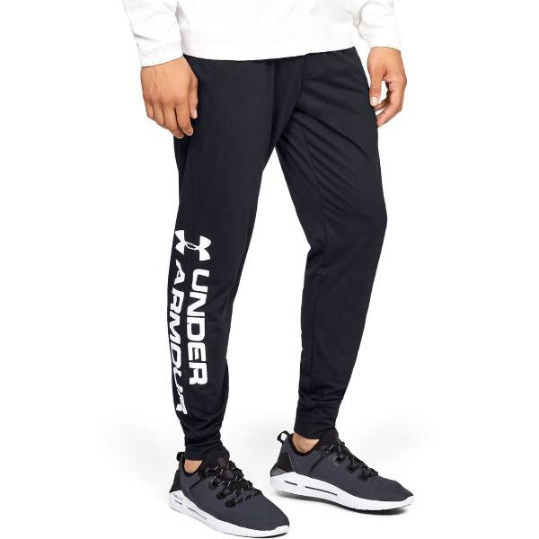 Under Armour Sportstyle Graphic Joggers - Black  - Size: 1329298 - Color: musta