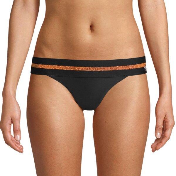 Casall Fearless Bikini Briefs - Black  - Size: 20643 - Color: musta