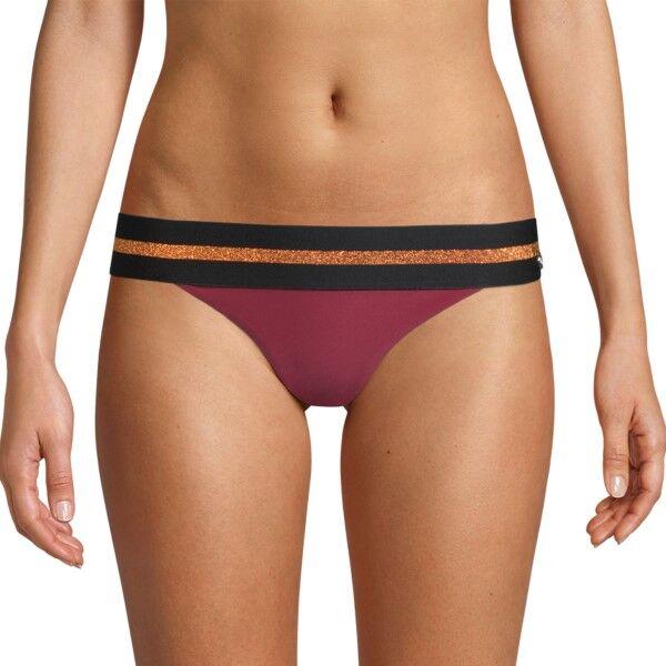 Casall Fearless Bikini Briefs - Wine red * Kampanja *  - Size: 20643 - Color: viininpun.