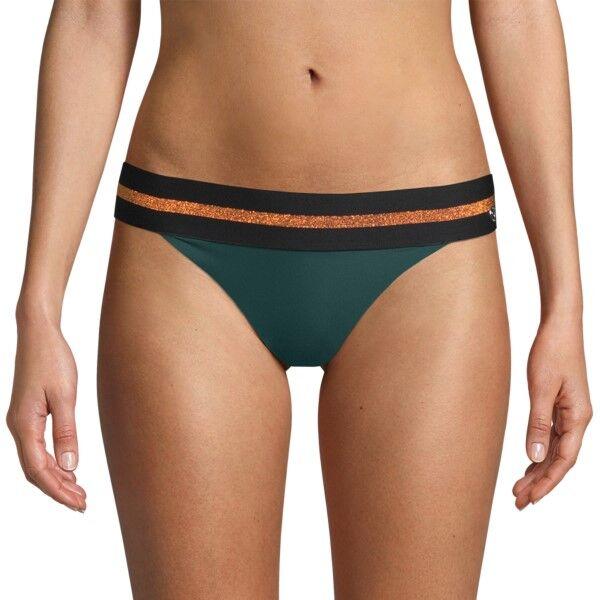 Casall Fearless Bikini Briefs - Darkgreen  - Size: 20643 - Color: tummanvihr.