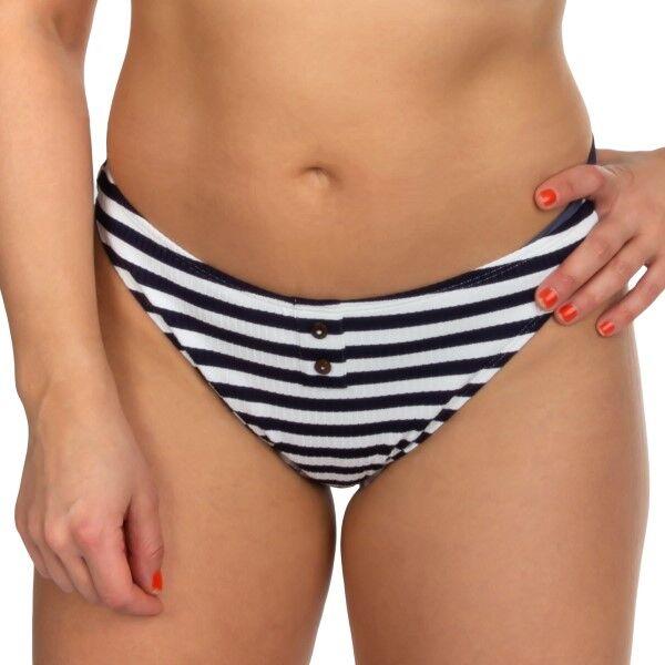 Panos Emporio Nautic Xenia Bikini Brief - Blue Striped  - Size: 20151 - Color: Siniraitainen