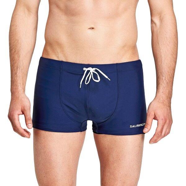 Salming Swimmer Elastic Shorts - Navy-2  - Size: 861402 - Color: Merensininen
