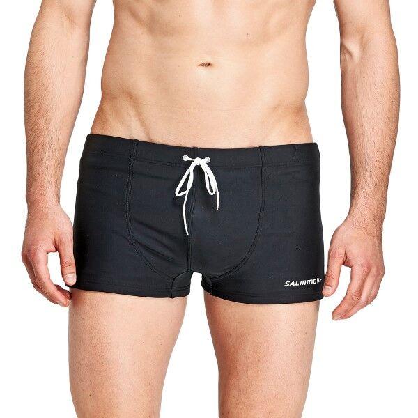 Salming Swimmer Elastic Shorts - Black  - Size: 861402 - Color: musta