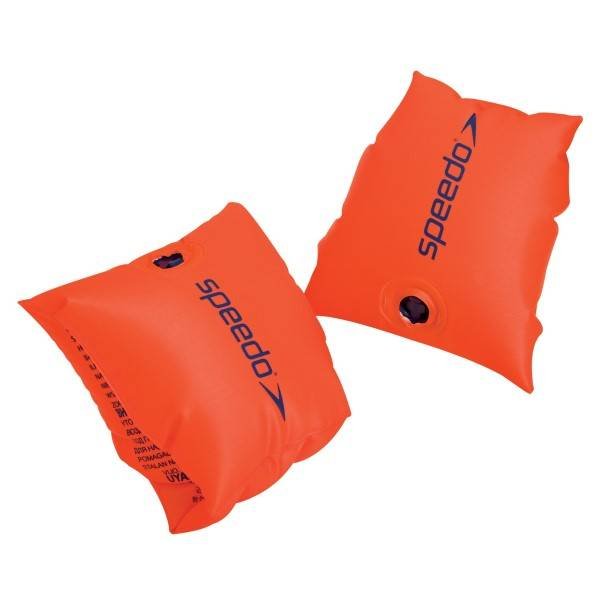 Speedo Armbands Junior - Orange  - Size: 80806920 - Color: oranssi