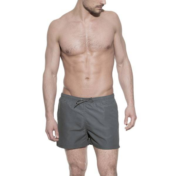 Bread & Boxers Bread and Boxers Swim-Trunk - Grey  - Size: 204330 - Color: harmaa