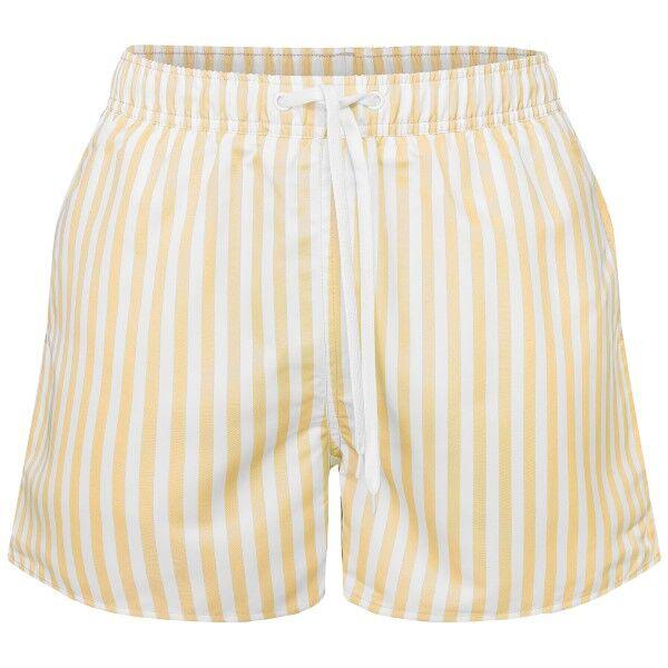 Resteröds Original Swimwear - Yellow Striped  - Size: 7940-51 - Color: Keltaraitainen