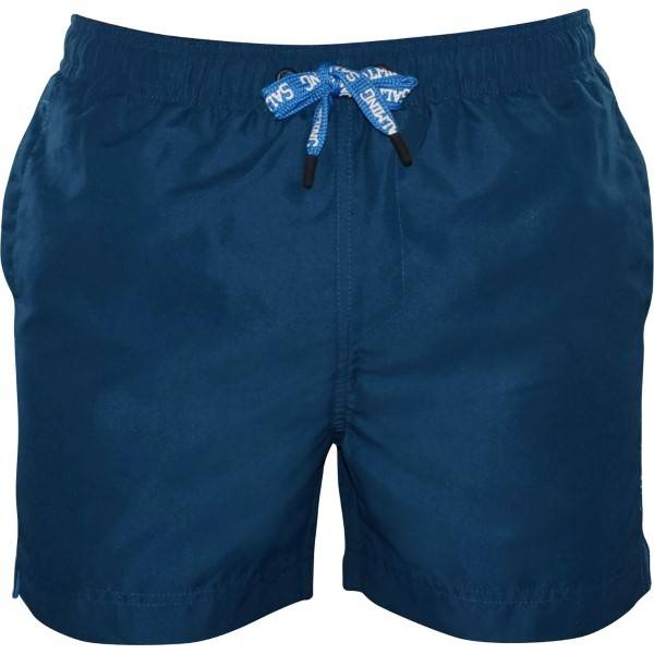 Salming Nelson Original Swim Shorts - Navy-2  - Size: 861143 - Color: Merensininen