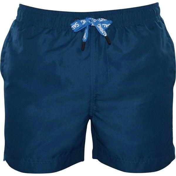 Salming Nelson Original Swim Shorts - Navy-2  - Size: 861143 - Color: Merensininen