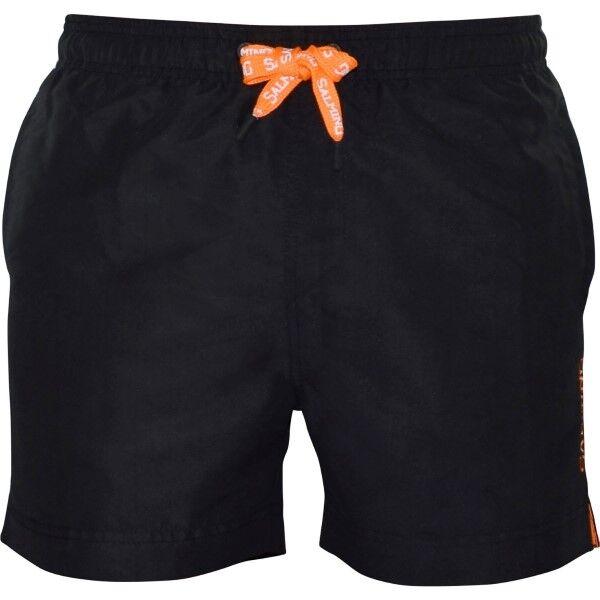 Salming Nelson Original Swim Shorts - Black