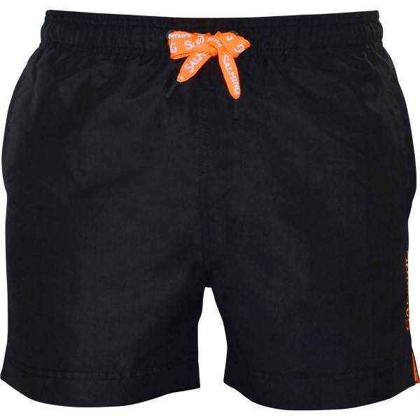 Salming Nelson Original Swim Shorts - Black  - Size: 861143 - Color: musta