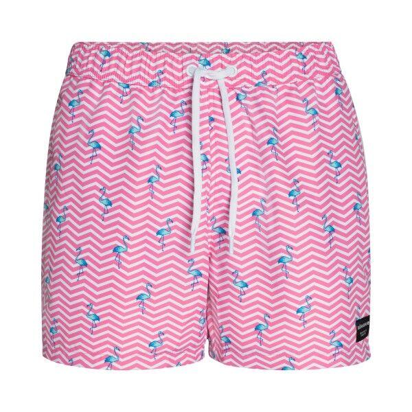 Björn Borg Sylvester Core Loose Swim Shorts - Pink * Kampanja *  - Size: 1921-1048 - Color: roosa