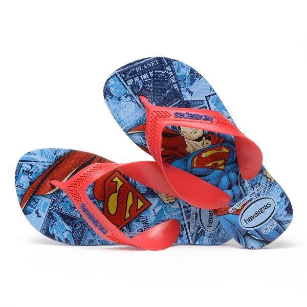 Havaianas Kids Max Heroes - Blue  - Size: 4130302 - Color: sininen