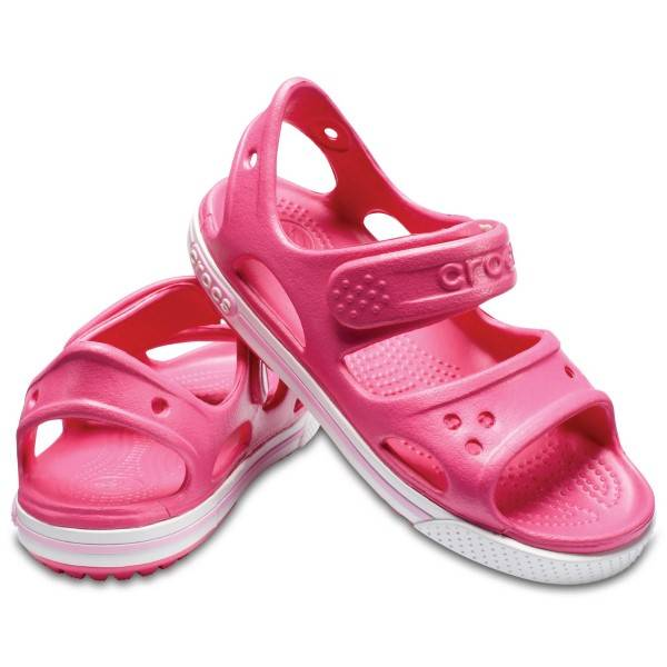 Crocs Crocband Kids Sandal - Lightpink  - Size: 14854 - Color: vaalea roosa