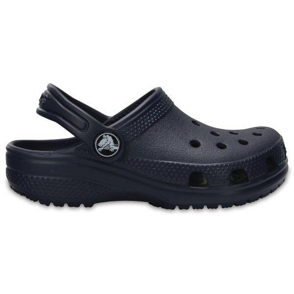 Crocs Classic Clog Kids - Navy-2  - Size: 204536 - Color: Merensininen