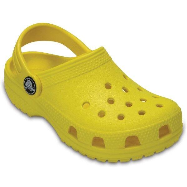Crocs Classic Clog Kids - Yellow  - Size: 204536 - Color: keltainen