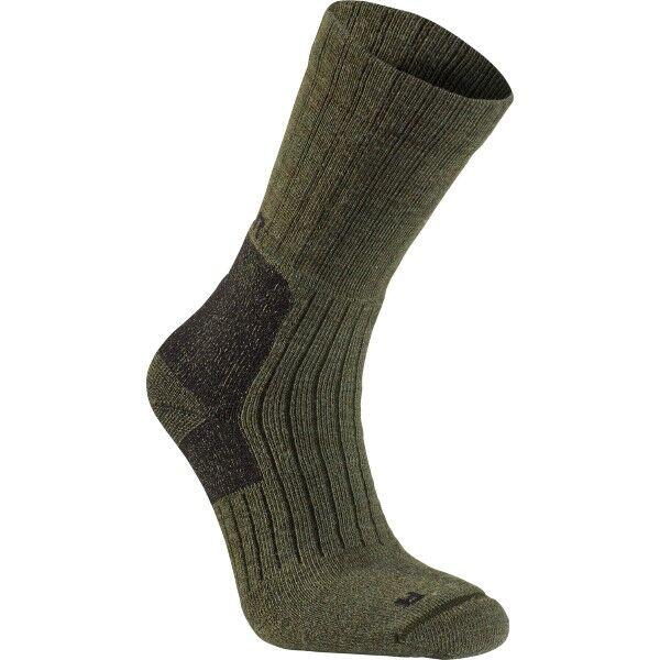 Seger Trekking Plus - Darkgreen  - Size: 6018014 - Color: tummanvihr.