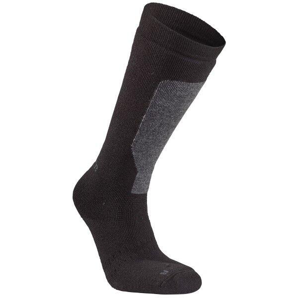 Seger Alpine Plus Protection - Black/Grey  - Size: 6018025 - Color: musta/harm