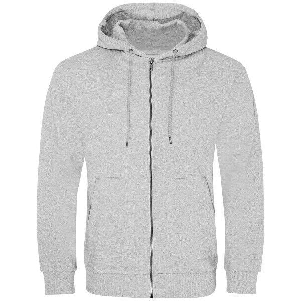 Resteröds Orginal Zip Hoodie - Grey