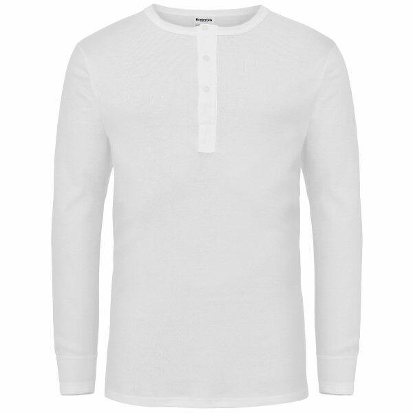 Resteröds Original Grandpa Long Sleeve - White  - Size: 7022-04 - Color: valkoinen