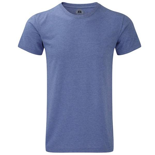 Russell Athletic Mens HD Tee - Blue  - Size: 165M - Color: sininen