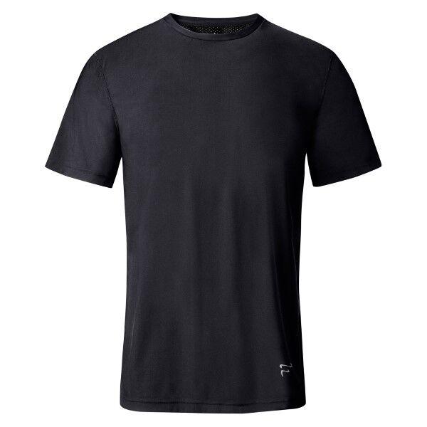 IIA Frigo Cotton T-Shirt Crew Neck - Black