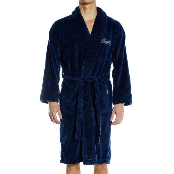 Newport Jamesport Bathrobe - Blue  - Size: 3186-02 - Color: sininen