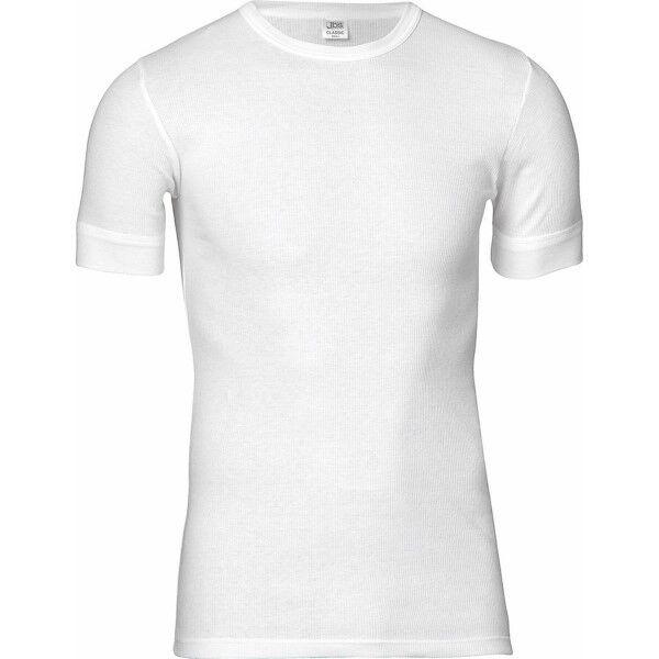 JBS Classic T-shirt - White  - Size: 390-02 - Color: valkoinen