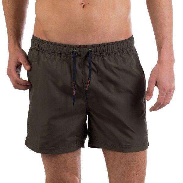 Panos Emporio Eros Swim Shorts - Darkgreen * Kampanja *  - Size: 18153 - Color: tummanvihr.