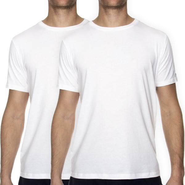 Image of Tommy Hilfiger 2 pakkaus TH2 CN Tee SS - White