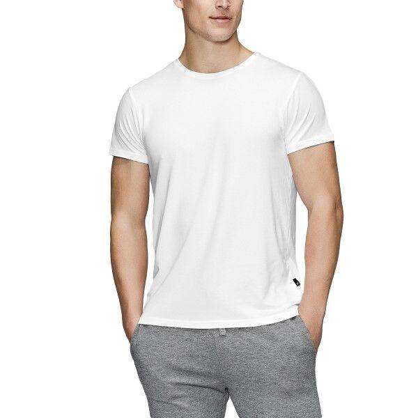 JBS of Denmark Bamboo Blend O-neck T-shirt - White