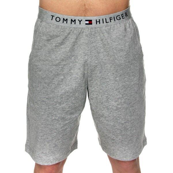 Tommy Hilfiger Original Jersey Short - Grey  - Size: UM0UM01203 - Color: harmaa